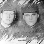 Наумов Василий Петрович и Терешкин Василий Иванович