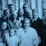 Жители Б.Мамыри. 50-е годы ХХ века