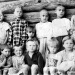 Дети из послевоенного Дубынино