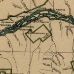 М.Мамырь на карте Братской волости