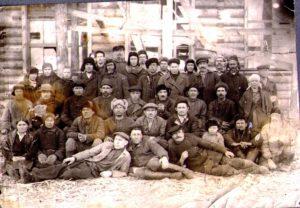 Рабочие Николаевского завода