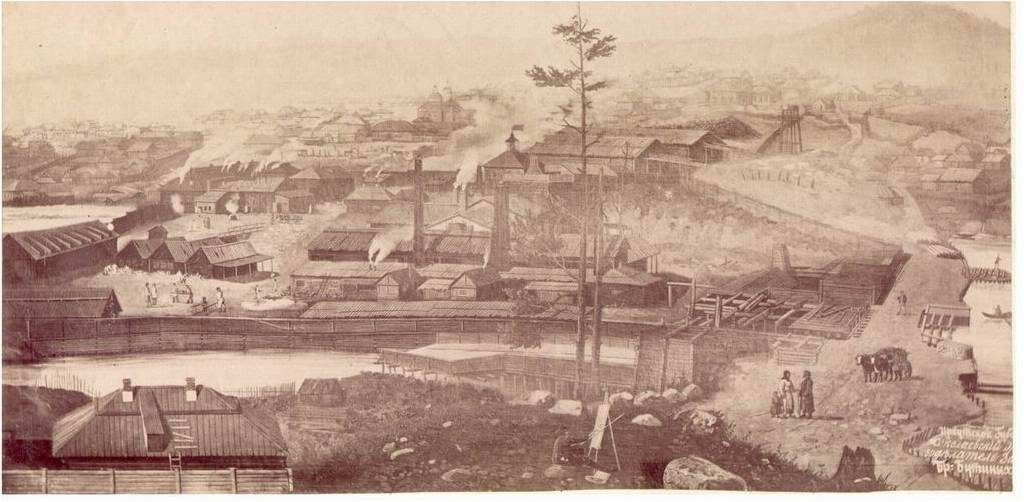 Николаевский завод