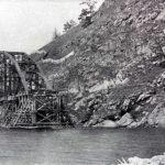 """строиетльство """"Горбатого"""" моста"""