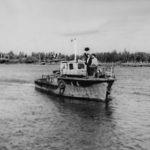 Пристань Наратай. 1959 г.