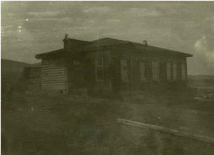 Школа в Усть-Вихорево