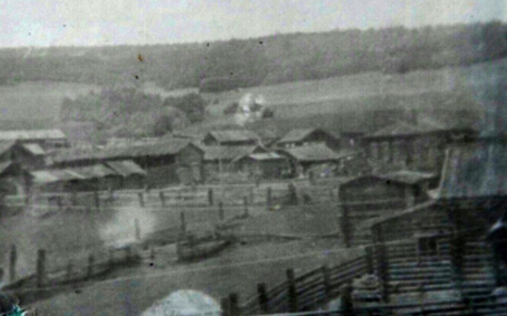 Село Усть-Вихорево