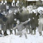 Жители села